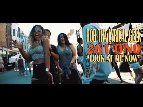 "Rob Tha Lyrical Geek ft.  261 O'NO - ""LOOK AT ME NOW"" @LiLeFilms"
