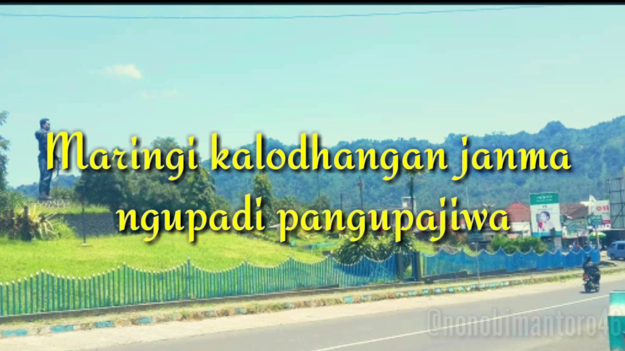 Kata Bijak Bahasa Jawa Captions Jowo Buat Status Youtube