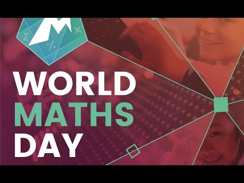 World Maths Day 2018 Youtube