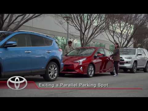 Toyota How-To: Intelligent Park Assist (IPA) | 2016 Toyota Prius | Toyota