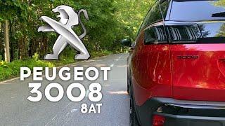 Peugeot 3008 в рестайле - как едет? Разгон 0 - 100