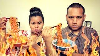 Spicy Ramen Challenge | Just Eat Life