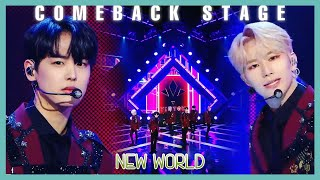 [Comeback Stage] VICTON   New World, 빅톤   New World show Music core 20191109
