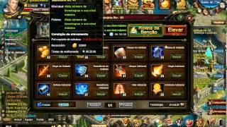 Dicas para aumentar o poder do guerreiro no legend online.