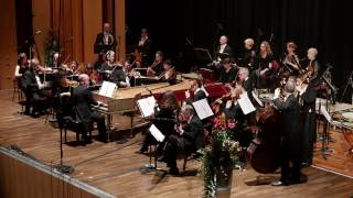 Handel's Air from the Water music; FestspielOrchester Göttingen, Laurence Cummings, director HWV 349