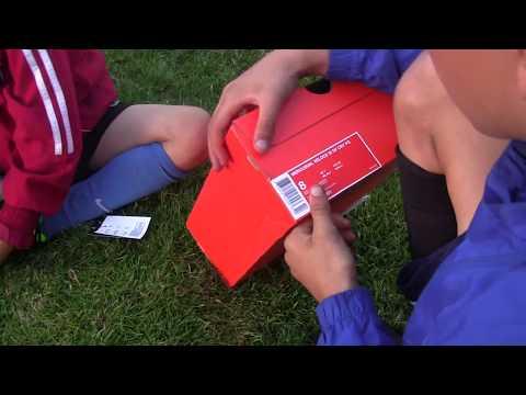 CZ2-Unboxing Butków-Od Vitasport-Nasi Adidas Messi 16.3 FG-Gutek NIke Mercurial Veloce III DF CR7 FG