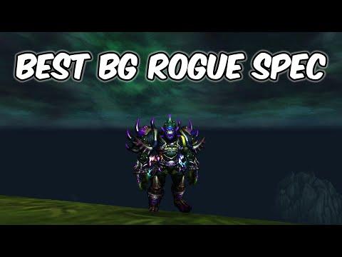 Best Rogue BG Spec - Assassination Rogue PvP - WoW BFA 8.1.5