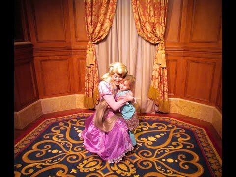 Magic Kingdom Princess Fairytale Hall Preview during Disney Parks Blog 9/13/13