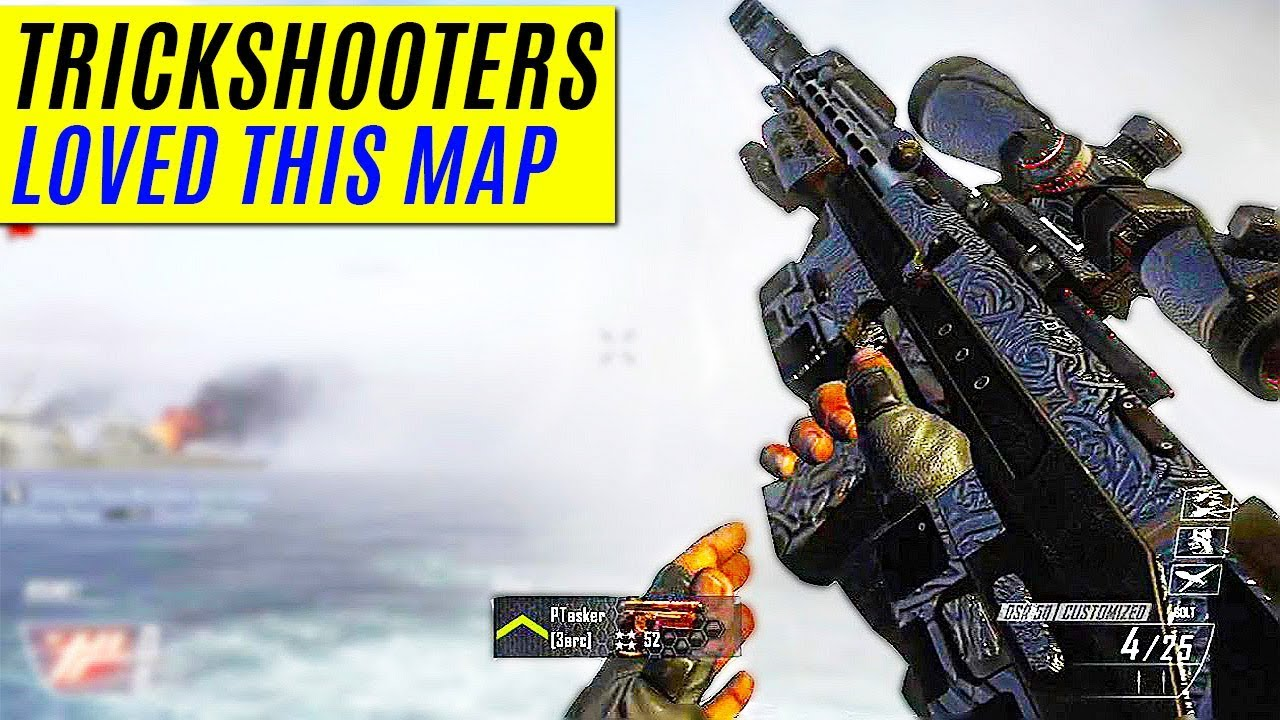 Ranking every BLACK OPS 2 Launch Map from WORST to BEST