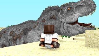 МАЙНКРАФТ: Физрук и Динозавры (1 эпизод)