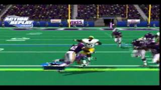 NFL 2K Sega Dreamcast Gameplay