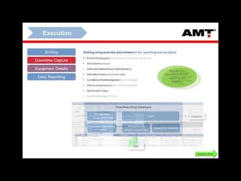 iSolutions - AMT Asset Management Software - Barloworld Overview 2