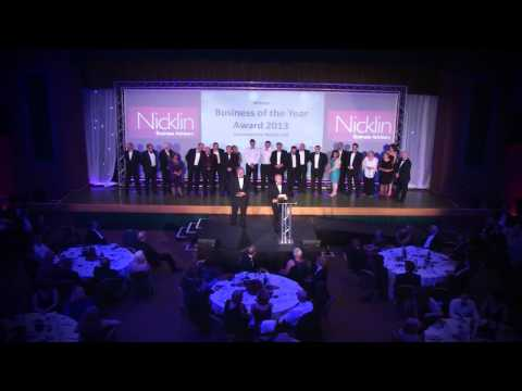 2013 Herefordshire and Worcestershire Chamber Awards