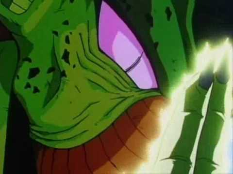 Piccolo Vs Cell 1st Form Youtube