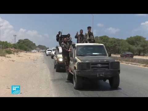 ليبيا: الطريق إلى سرت.. قوات حكومة الوفاق الوطني تستكمل استعداداتها  - نشر قبل 3 ساعة