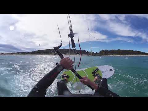 Kitesurfing 360: Hitting the waves in Croatia