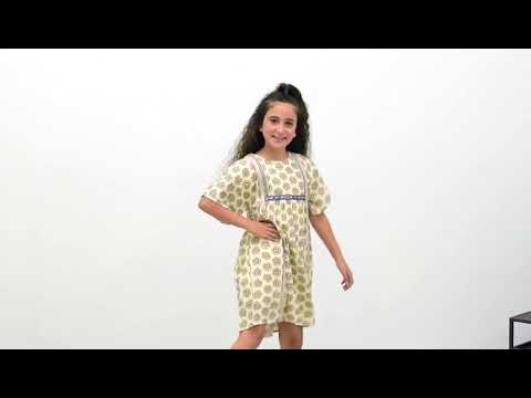 [VIDEO] - Hodaya Luvich LOOKBOOK FALL 2019 - Anna dress 1