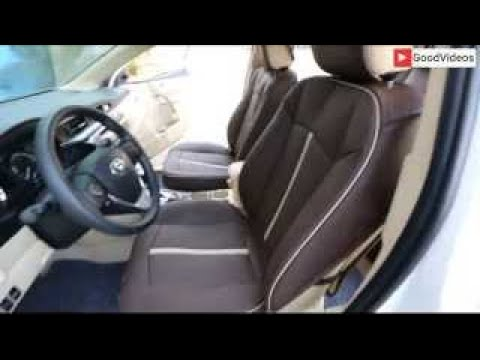Toyota Camry Corolla Rav4 Leather Seat Covers