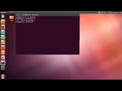 How to Use the Tar Command - YouTube