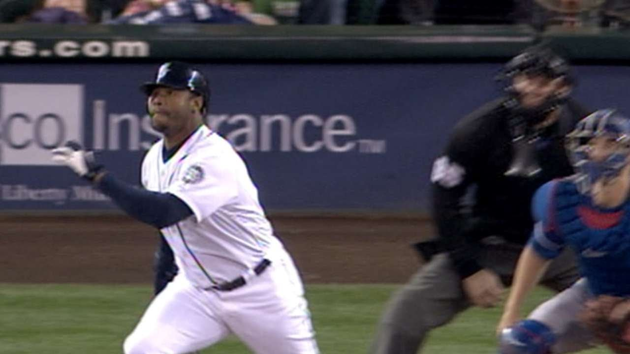 e1414ce2d0 Griffey Jr. hits his 630th career home run - YouTube