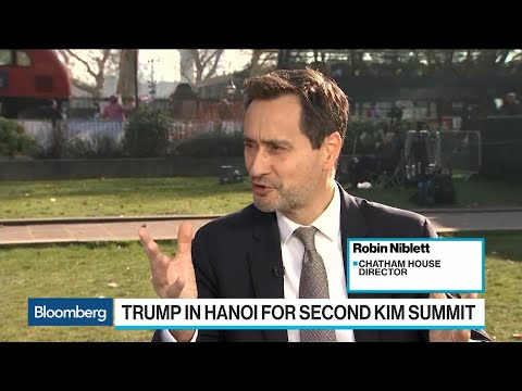 Trump-Kim Summit `Little More Than Theater': Chatham House