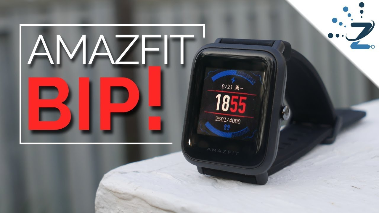Xiaomi Amazfit Bip Review English Amazfit Smartwatch 2
