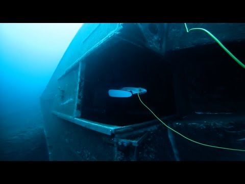 OpenROV: Trident Testing [360 Video] Full Dive