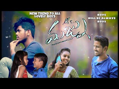 Mr.Majnu | Short Film | Teaser | Naalo Neeku Cover Song | Akhil Akkineni | Nidhi Agarwal |