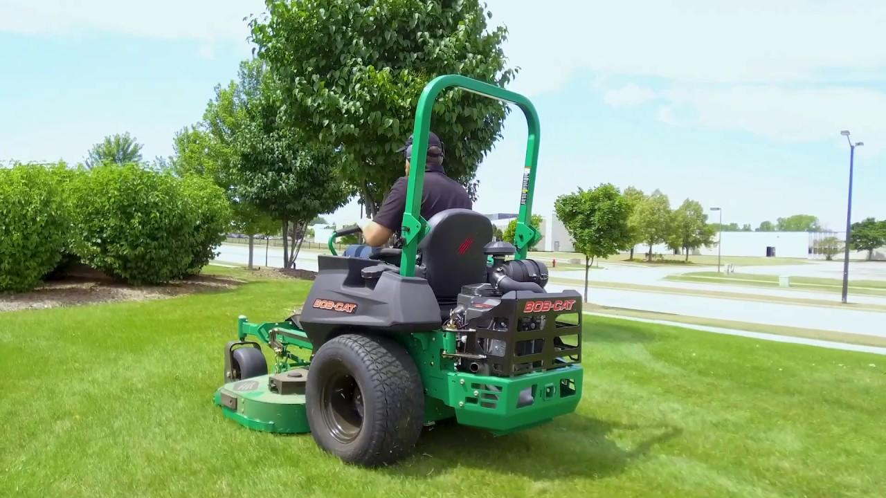 ProCat™ 6000MX   Zero-Turn Mower   BOB-CAT® Turf