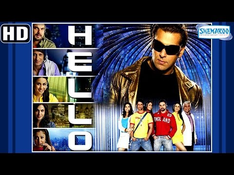 Hello {HD} - Salman Khan, Sharman Joshi, Sohail Khan, Isha K