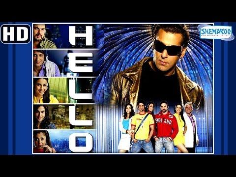 Hello {HD} - Salman Khan, Sharman Joshi, Sohail Khan, Isha Koppikar-Hindi Movie-(With Eng Subtitles)
