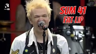Sum 41 Fat Lip Live 2016.mp3