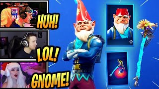Nouveau 'Grimbles' Skin '100' Wins 10k Kills Fortnite Bataille Royale
