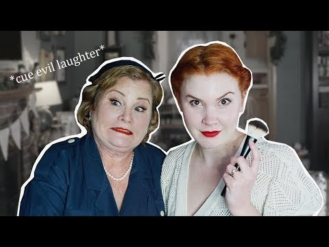 Giving My Mum A Vintage Makeover