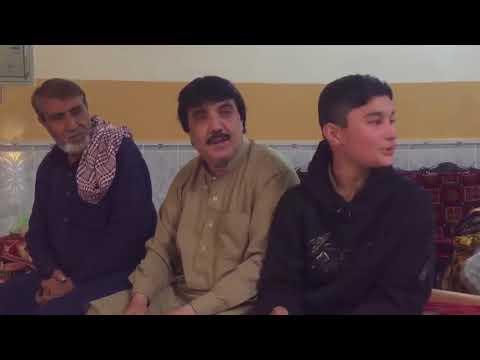 Ghup Shup With Khattak Saib  At Amir Nawab Khan Home 19.12.2017