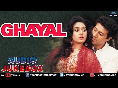 Ghayal : Bollywood Hits ~ Audio Jukebox | Sunny Deol & Meenakshi Sheshadri