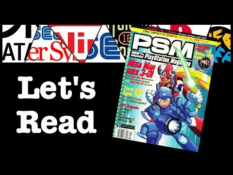 Let's Read! PSM Issue #3 - November 1997