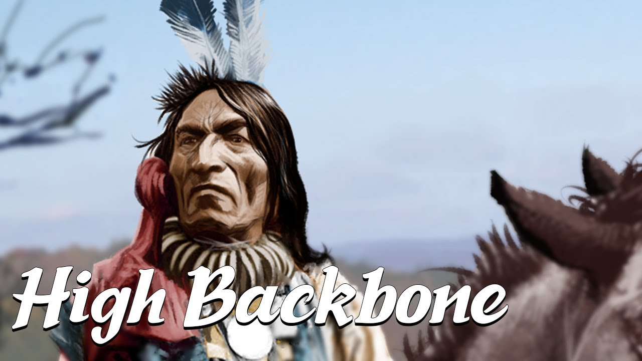 High Backbone/Hump (Native American History Explained) [Patreon Request]