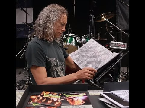 Metallica unboxing video up for reissue of ...And Justice For All + pre-orders!