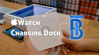 Apple Watch Magnetic Charging Dock First Look! [4K]