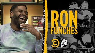 How to Become a Legendary Pro Wrestler with Ron Funches