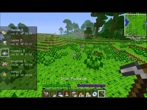 Pixelmon how to get exp share