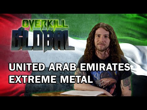 United Arab Emirates Extreme Metal   Overkill Global Album Reviews