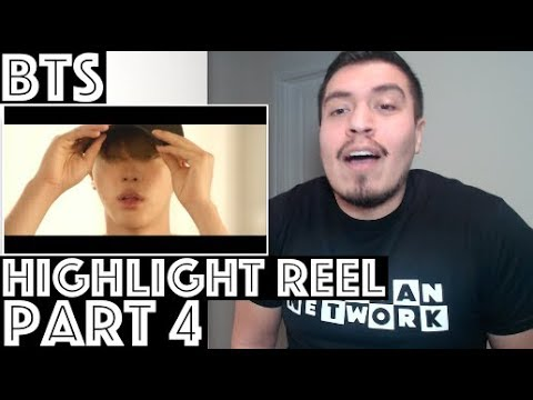 BTS LOVE YOURSELF Highlight Reel '結' Part 4 Reaction