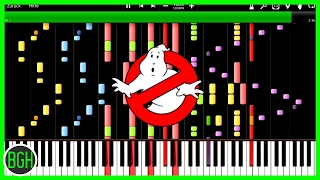Repeat youtube video IMPOSSIBLE REMIX - Ghostbusters Theme