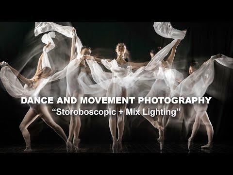 #4 Dance & Movement Photography | Sequence [Stroboscopic] + Mix Lighting  (Part 4/4)