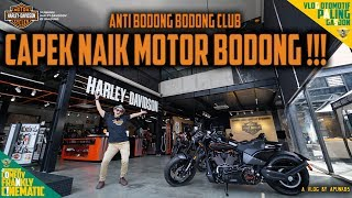Gambar cover Harley Davidson Motor Anti Tilang #Apunk65 Eps.65