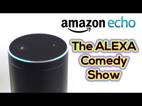 JOKES by Amazon Echo
