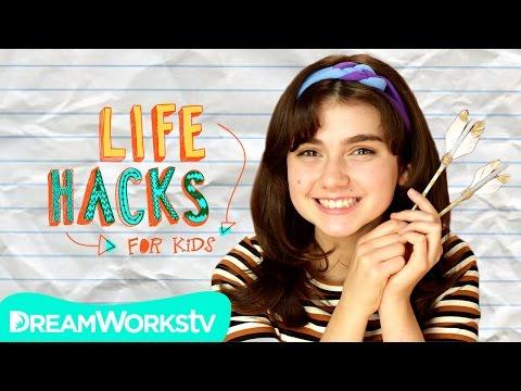 hair-hacks-|-life-hacks-for-kids