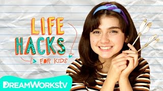 Hair Hacks | LIFE HACKS FOR KIDS